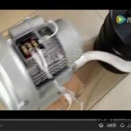 绿罗牌高压鼓风机在集尘器项目上的应用案例视频