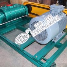 江鼓JGSR-V-100型负压三叶罗茨鼓风机真空泵