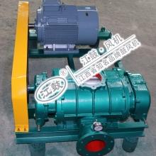 江鼓品牌负压三叶罗茨鼓风机真空泵JGSR-350